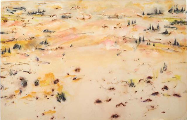 Hanibal Srouji, 'Desert colors', 2018, al markhiya gallery
