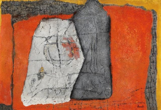 , '222 CPS (Fossile Serie) ,' 1962, Galerie F. Hessler