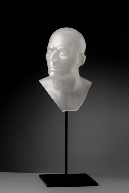 , 'Head,' 2018, Galerie Kuzebauch