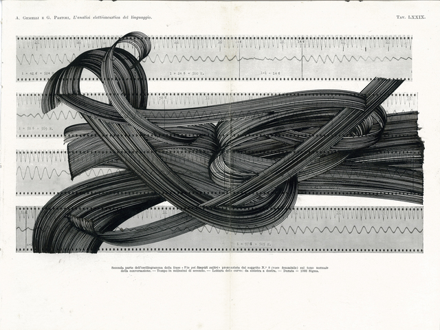 , 'Silent Language,' 2014, etHALL