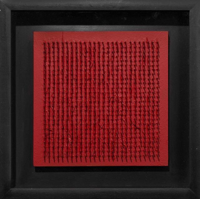 , 'Tableau Clous,' 1970, De Buck Gallery