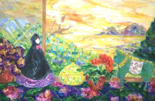 , 'Sunset,' 2015, Gallery LVS