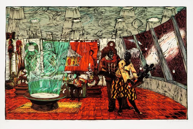 Kerry James Marshall, 'Keeping the Culture', 2011, Heritage Auctions