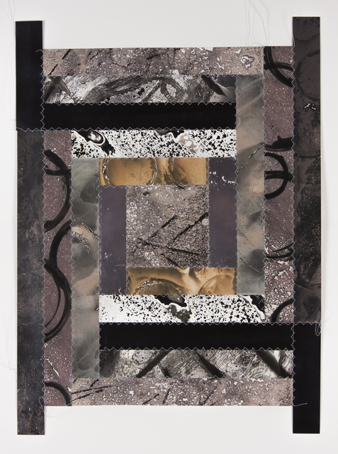 Bridget Conn, 'Pattern-Speak #2', 2017, Tracey Morgan Gallery