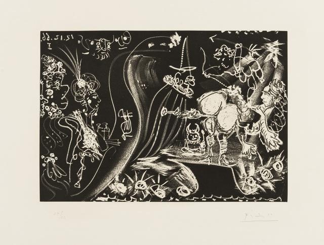 Pablo Picasso, 'Le Cocu Magnifique (Bloch 1249)', 1966, Forum Auctions