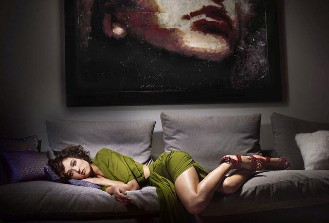David Drebin, 'Under the Lips', 2008, Galerie de Bellefeuille