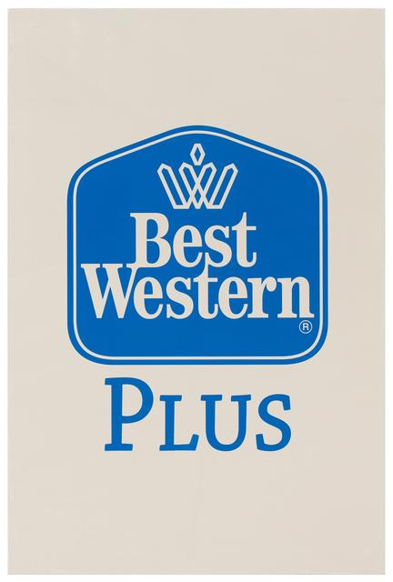 , 'Best Western,' 2016, Postmasters Gallery