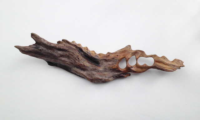 , 'Untitled (Driftwood),' 2013, Upfor