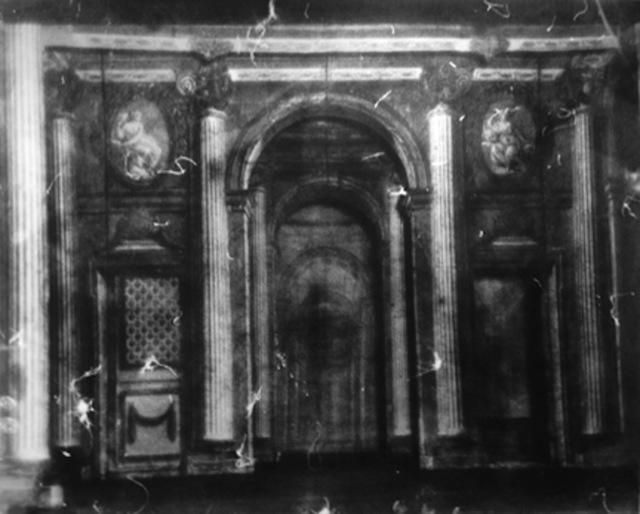 Deborah Turbeville, 'Unseen Versailles (Archway)', 1980, Staley-Wise Gallery