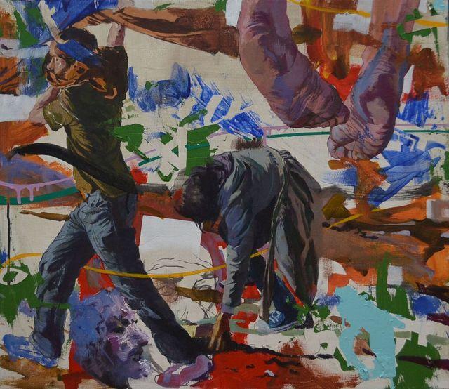 , 'Dancing with Abandon,' 2016, Fernando Luis Alvarez Gallery