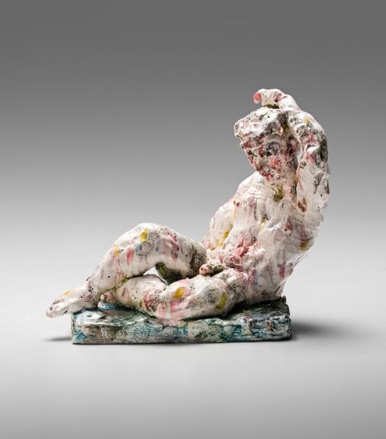 , 'Statue (reclining),' 2015, Niagara Galleries