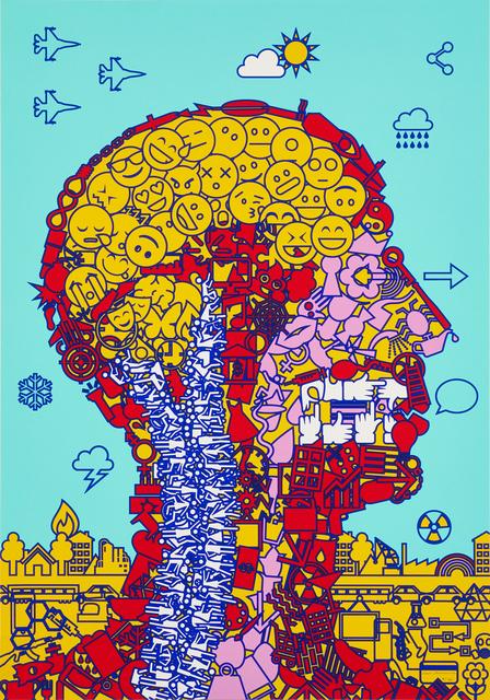 Lars Arrhenius, 'Think Tank', 2019, Taubert Contemporary