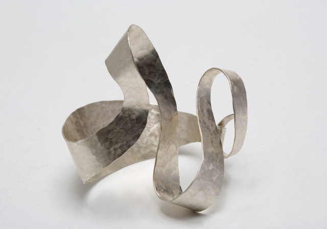 ", 'BRACELET in Sterling Silver by Jacques Jarrige ""Isadora"",' 2016, Valerie Goodman Gallery"