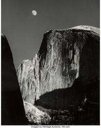 A Group of Ansel Adams Ephemera