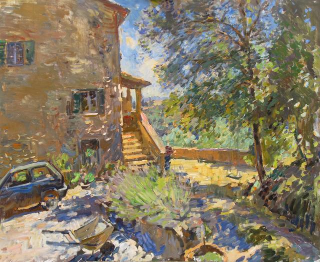 , 'Docciola Drive,' 2016, Grenning Gallery