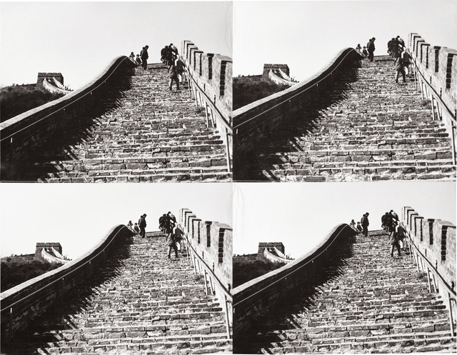 Andy Warhol, 'The Great Wall of China', 1982 – 1987, Phillips