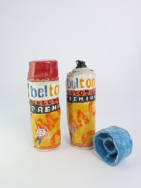, 'Belton Spray Can ,' 2015, V1 Gallery