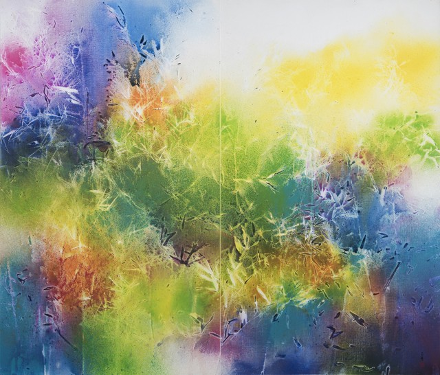 , 'Where The Mind Goes 1  游心之境 1,' 2018, ESTYLE ART GALLERY 藝時代畫廊