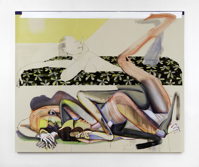 Christina Quarles, 'A Part Apart (Fade)', 2017, The Studio Museum in Harlem