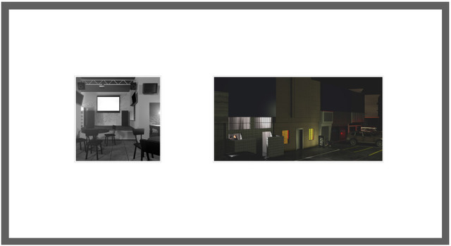 , 'super shuang (Location Shot);  super shuang (Still) ,' 2012, Leo Gallery