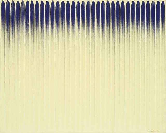 , 'From Line (No. 780103),' 1978, Tina Kim Gallery
