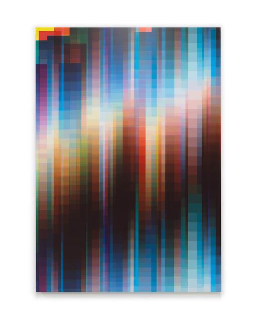 , 'Subtractive Variability 23,' 2018, Joshua Liner Gallery