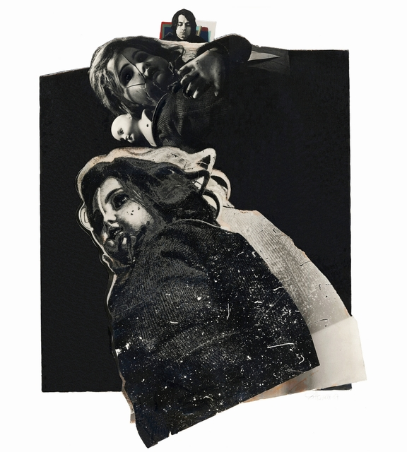 Michel Hosszu, 'ASSADOUR ET SES POUPEES ', 1964, Poulpik Gallery