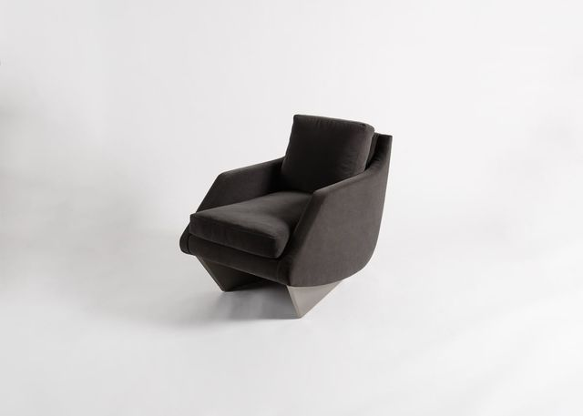 "Georgis & Mirgorodsky, '""Whalebone"" Armchair', 2014, Design/Decorative Art, Choice of wood or bronze supports, COM upholstery, Maison Gerard"