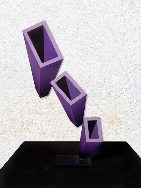 , 'Purple Perspective (Small),' 2019, Aura Galerias