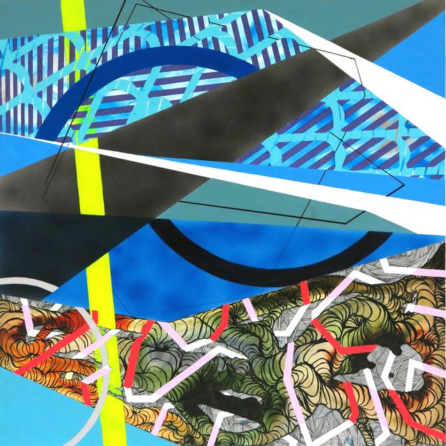 Kim Carlino, 'Visions of a Fragmented Landscape III', 2017, Alfa Gallery