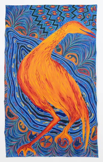 , 'Bestiary (Crane),' 1982, Western Exhibitions