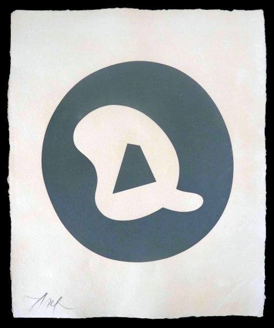 "Hans Arp, 'Untitled, from ""Le Soleil Recerclé""', 1962-1965, Kings Wood Art"