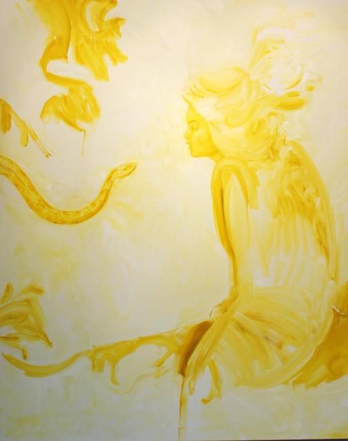 , 'Golden Girl,' 2016, Arusha Gallery