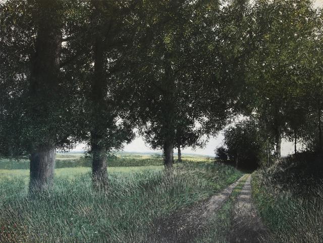 , 'Chemin en Limousin,' , Hugo Galerie