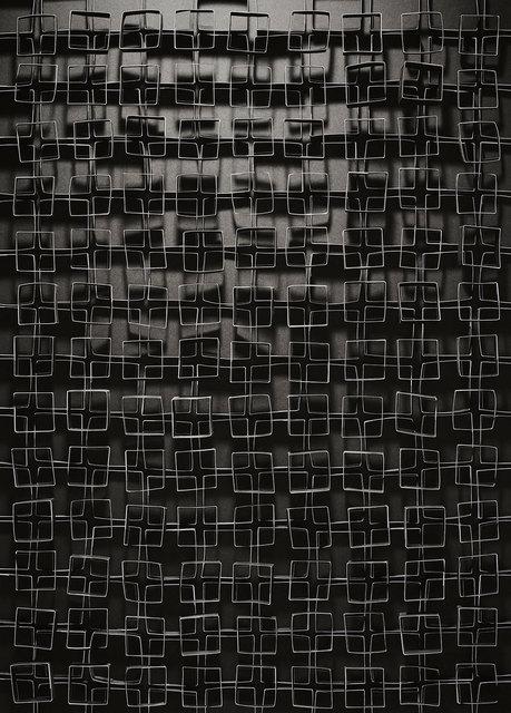 , 'Partition 72,' 2017, Von Lintel Gallery