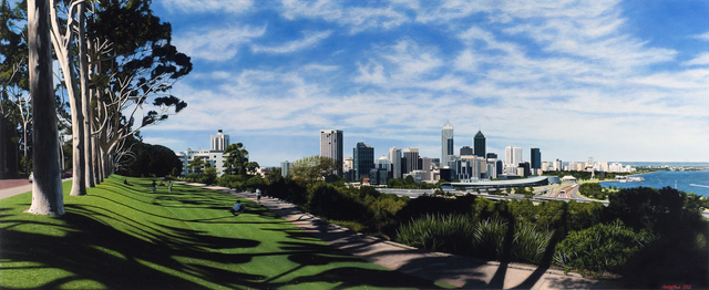 Christian Marsh, 'Kings Park, Perth', Plus One Gallery