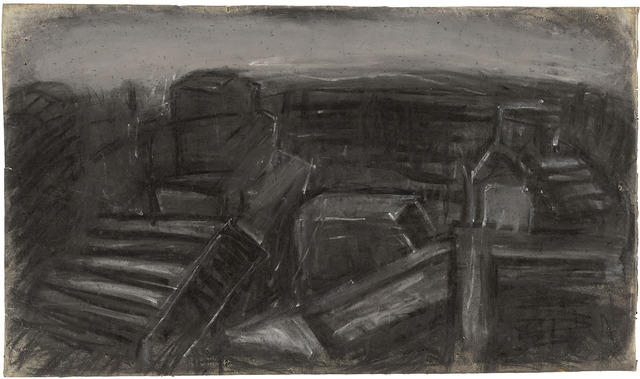 , 'City Rooftops,' 1957, Annely Juda Fine Art
