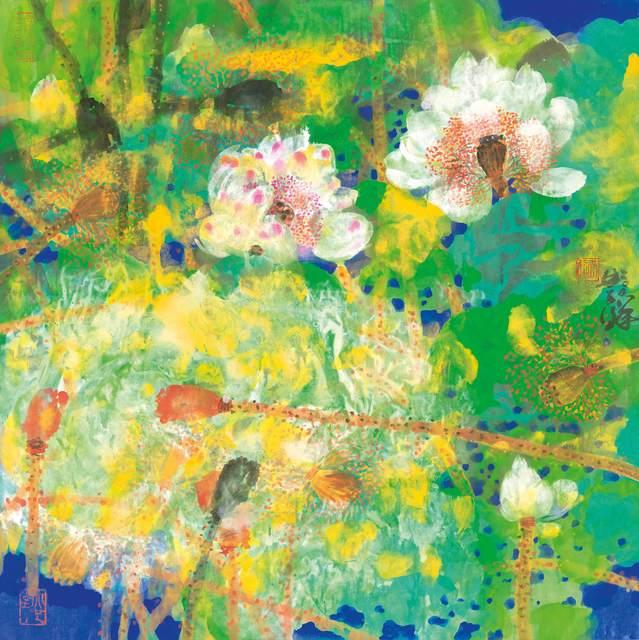 , 'Spring Breeze,' 2008-2018, Illuminati Fine Art