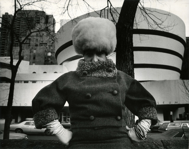 , 'Solomon R. Guggenheim Museum, New York City,' ca. 1968-1976, New York Historical Society
