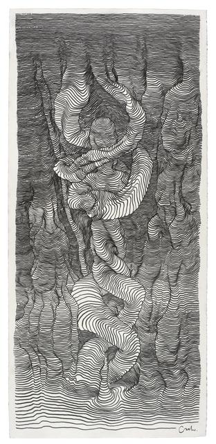 , 'Car Scroll #6,' 2013, V1 Gallery