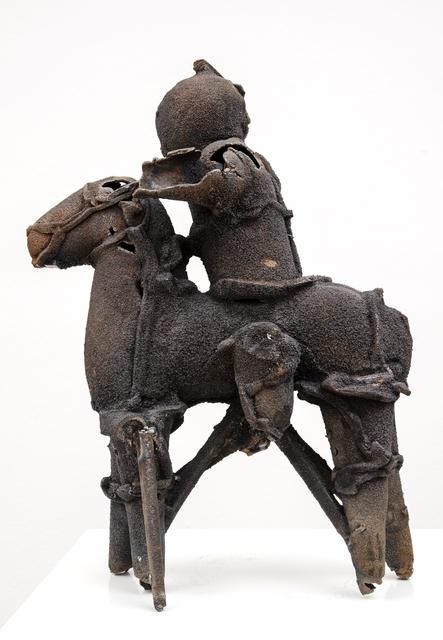 Xavier Mascaro, 'Small Rider 2', 2011, Beck & Eggeling