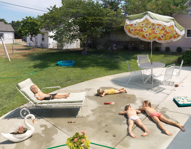 , 'Laying Out,' 2015, Robert Mann Gallery