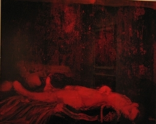 , 'Red Louis Dreaming I,' 2006, Bill Lowe Gallery
