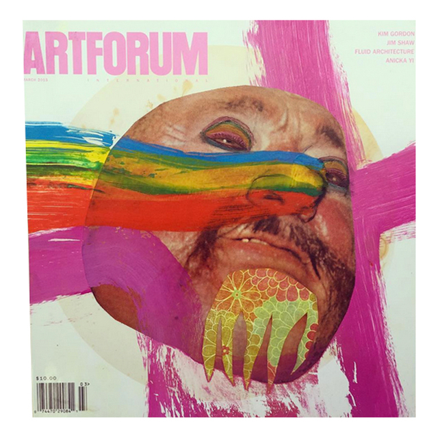 , 'Altered Artforum #7,' 2016, Klowden Mann