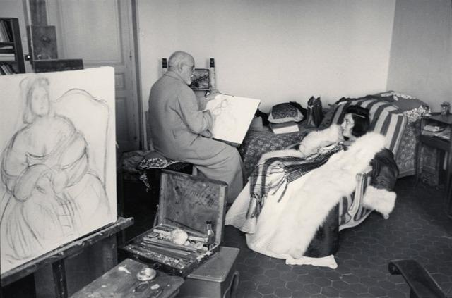 , 'Henri Matisse. Vence. France. 1944.,' , Danziger Gallery