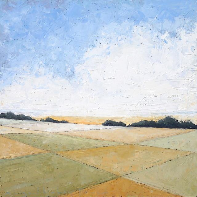 Alison Haley Paul, 'Patchwork', 2017, ÆRENA Galleries and Gardens