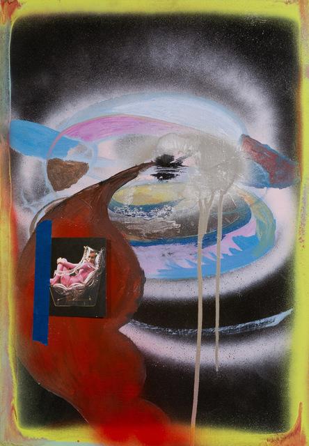 , 'Going into Space,' 2009, Anat Ebgi