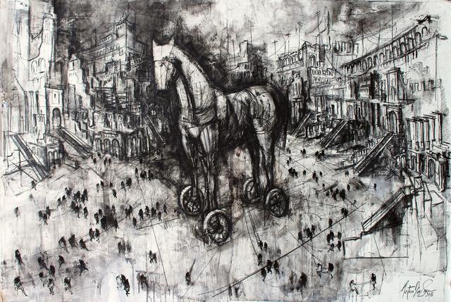 , 'Series: Epopeyas para el Nuevo Milenio,' 2017, Victor Lope Arte Contemporaneo