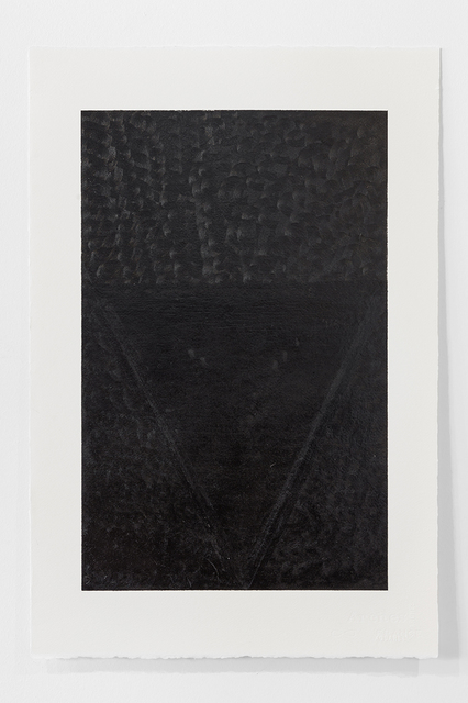 , 'Black Landscape I,' 2019, Acervo – Contemporary Art