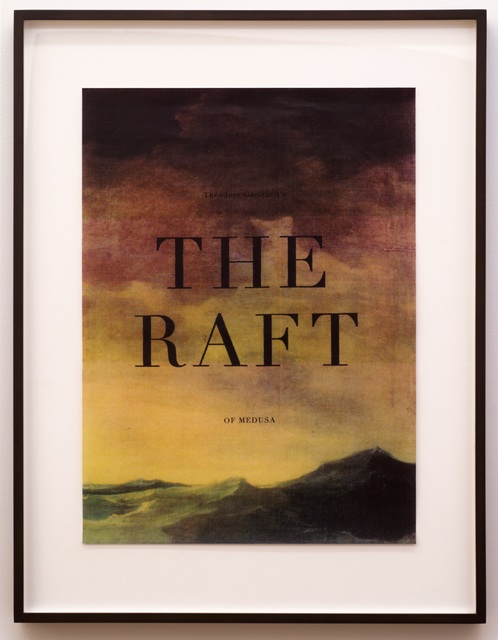 , 'The Raft,' 2016, V1 Gallery